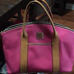 Dooney & Burke satchel/purse